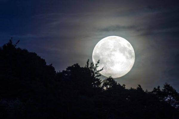 Cuándo es Luna Llena 2019: Estos son los días que hay luna llena ...