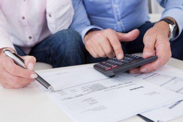 Hacer una factura calculo