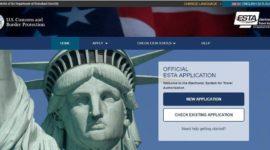 Cómo solicitar el formulario ESTA para viajar a EEUU