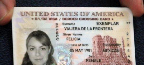 Visa De Visitante Para Estados Unidos B1 B2 Tr 225 Mites Y