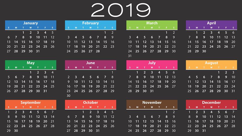 Aeat Calendario Del Contribuyente 2019.Calendario Para Presentar La Declaracion De La Renta En 2019