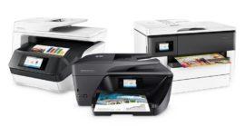 Impresoras HP para PYMES y autónomos