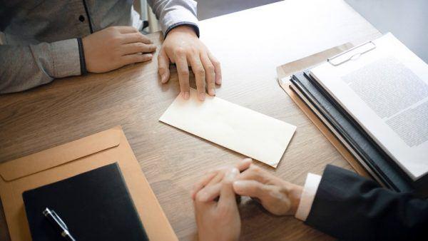 Carta de despido ejemplos disputa laboral