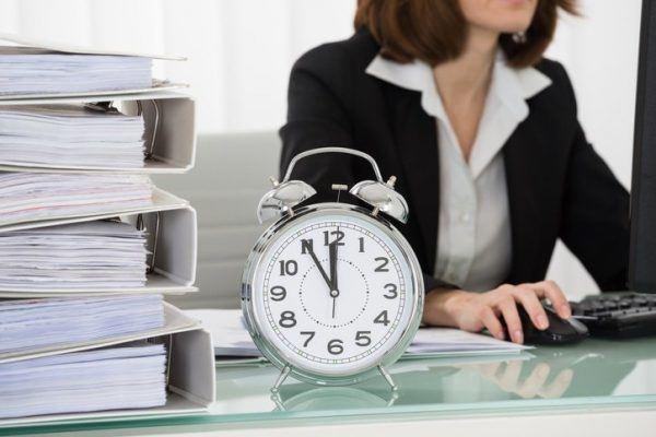 Como funciona la nueva obligacion de registro horario de la jornada laboral sanciones