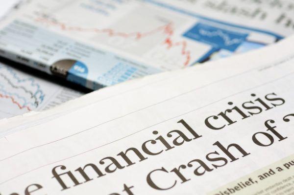 Que es un crash financiero