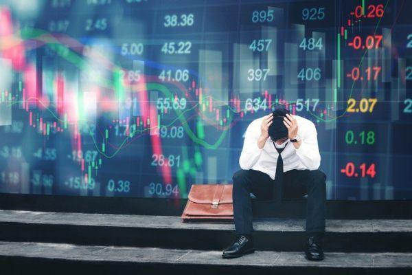 Que es un crash financiero motivos