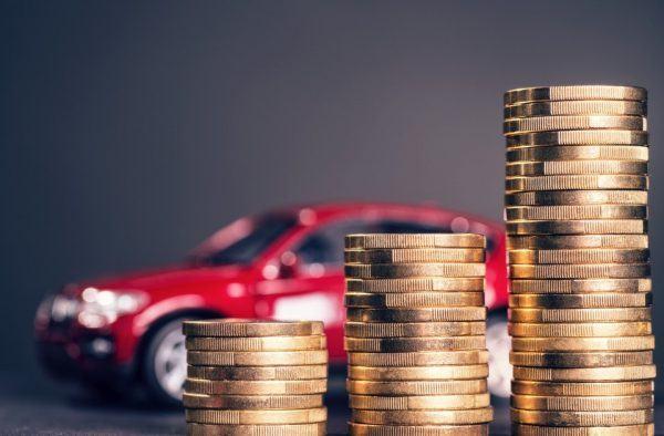 La depreciación del coche