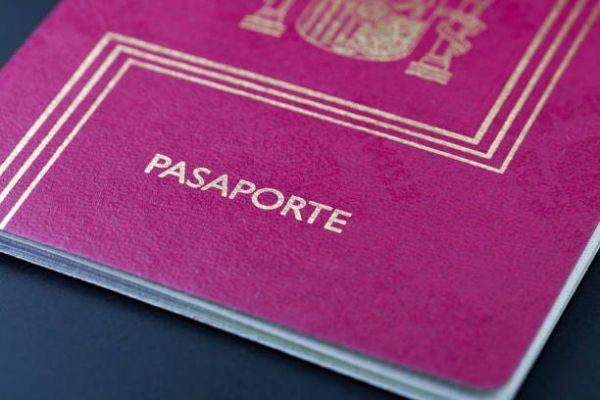 Los requisitos necesarios obtener el pasaporte espanol