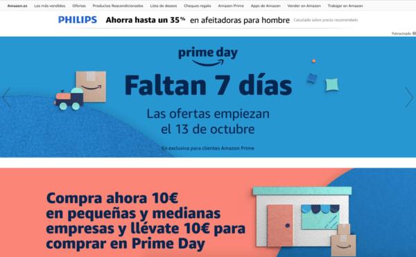 Amazon Prime Day primeras ofertas
