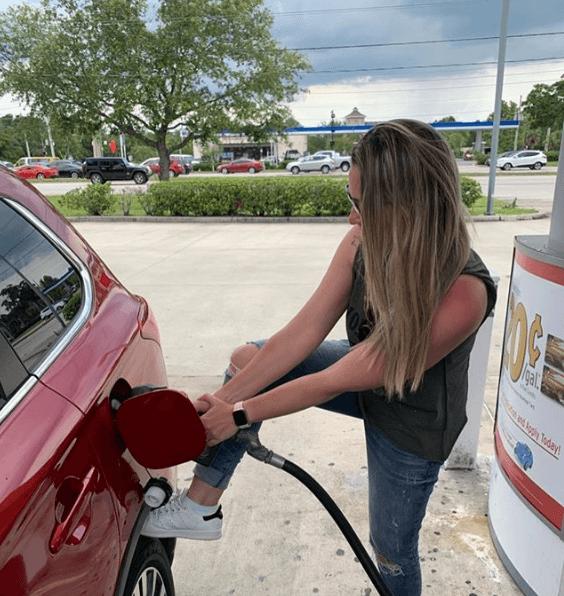 Elasticidad de la Demanda gasolina