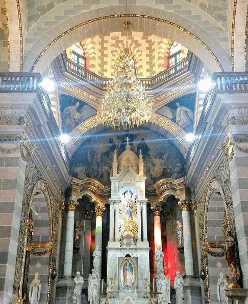 Cuándo es el Día de la Inmaculada Concepción 2020 altar