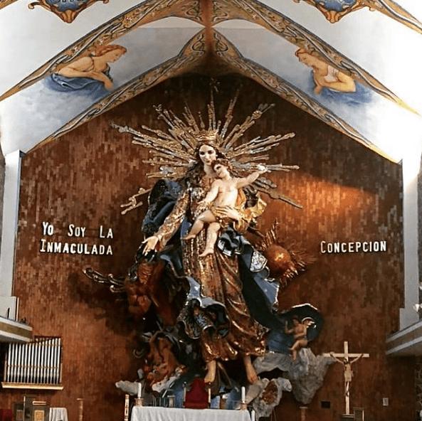 Cuándo es el Día de la Inmaculada Concepción 2020 iglesia