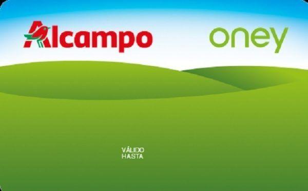 ¿Cómo funciona la tarjeta Oney de Alcampo?