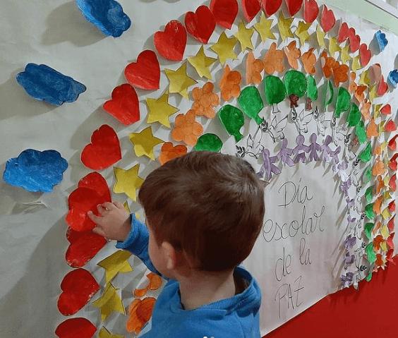 ¿Cuándo es el Día escolar de la Paz y la no Violencia 2021? Educación Infantil