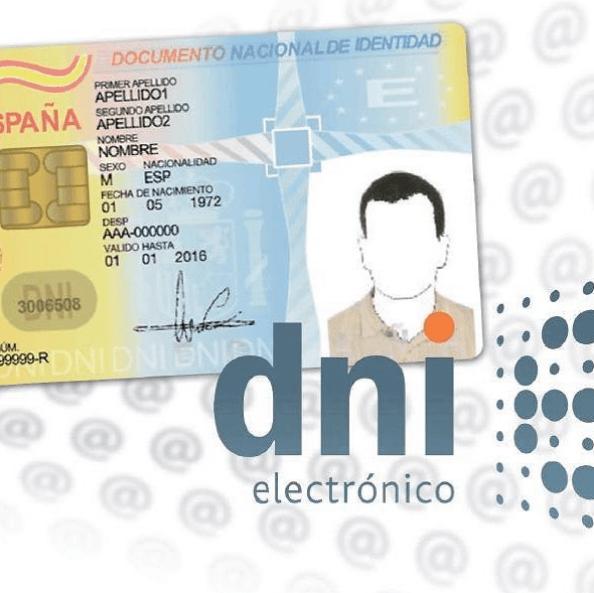 Los requisitos para renovar el DNI: Documentación electrónico