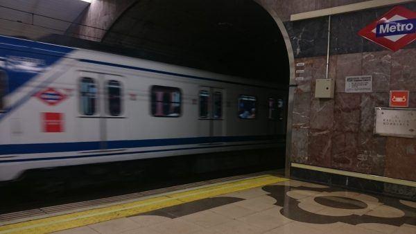 Como conductor metro funciones sueldo