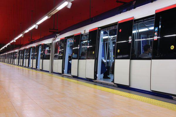 Cual el sueldo conductor metro
