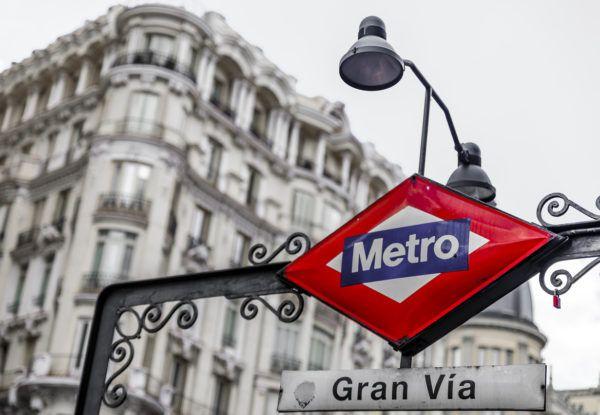 Cual es el sueldo conductor metro