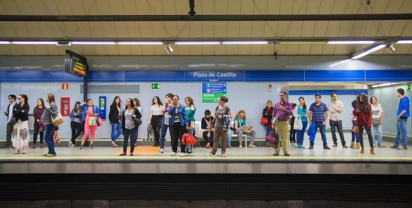 Cual sueldo conductor metro