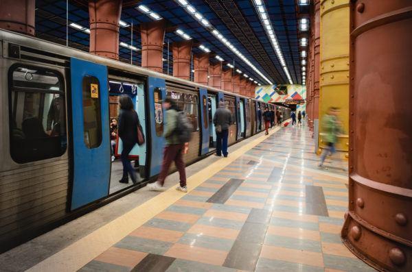 El sueldo conductor de metro