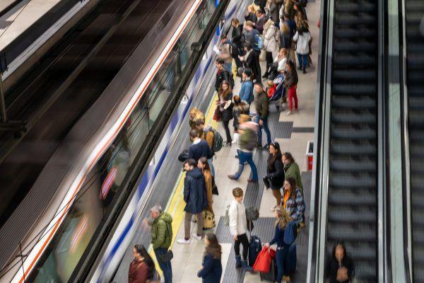 El sueldo conductor metro