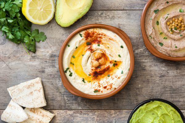 Cuando es el dia internacional del hummus 2021 y como se celebra tazas de hummus