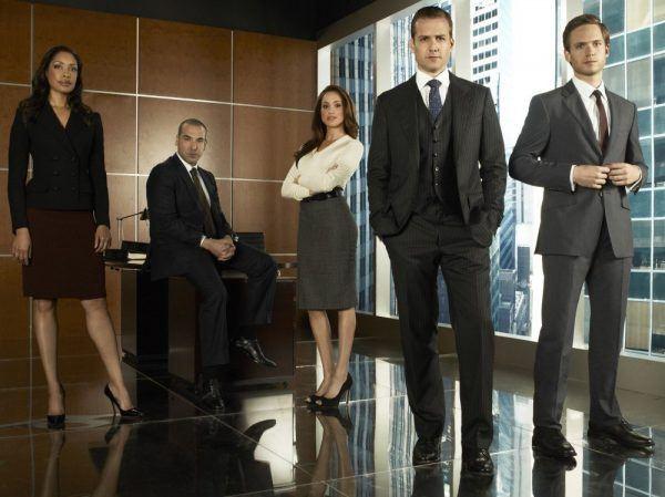 Las mejores series de economía, inversiones y negocios Suits