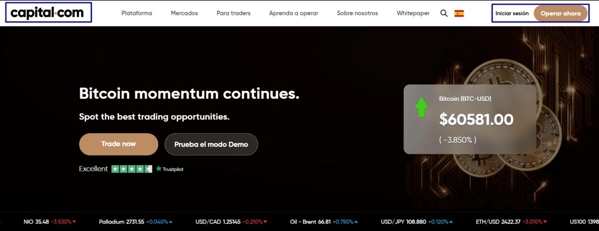 Unirse a capital.com