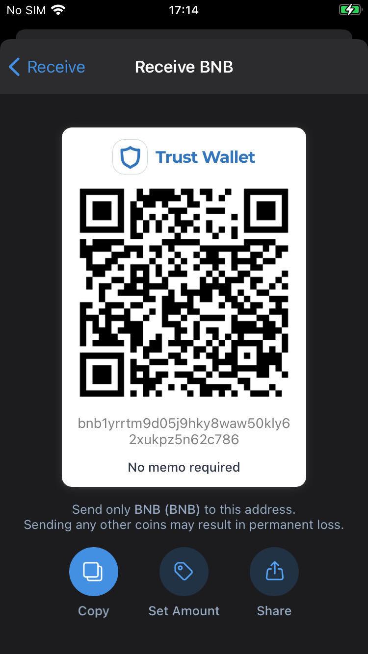 bnb wallet