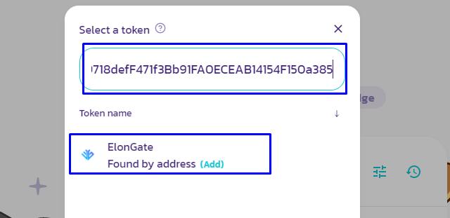 pegar dirección en buscador