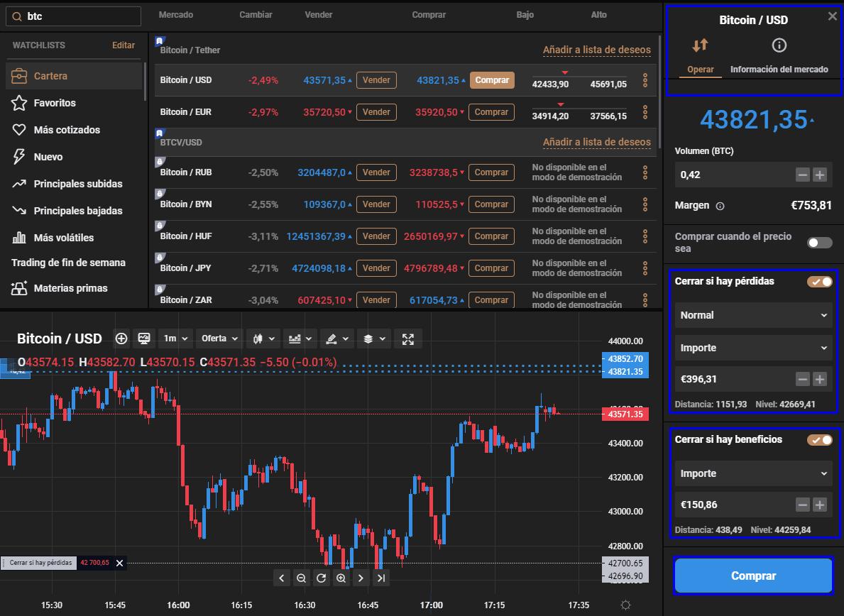 trading con criptomonedas en capital.com