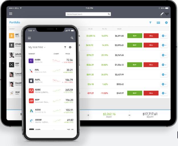 app trading criptomonedas