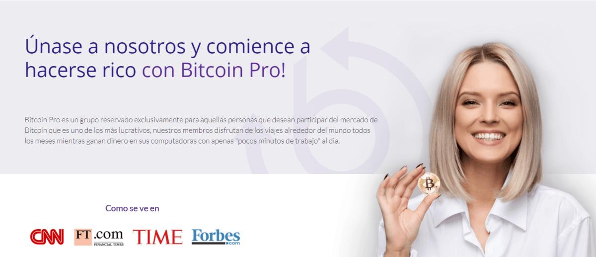 que es bitcoin pro