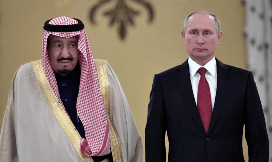 Arabia Saudi y Rusia