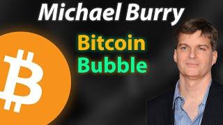 michael burry bitcoin burbuja