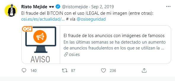 tweet Risto Mejide