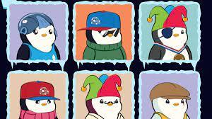 cómo comprar NFT Pudgy Penguins