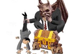 Subidas de impuestos