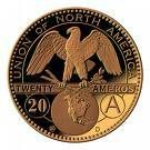 Amero. Unión Monetaria de América del Norte