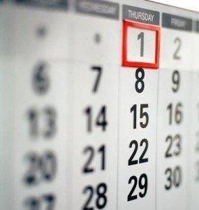 Calendarios 2012 gratis en cualquier banco o caja de ahorros
