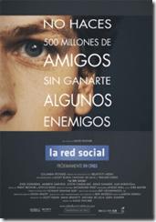 Regalo de entradas para La Red Social