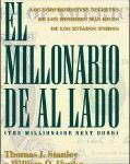 El Millonario de al Lado de Thomas J. Stanley y William D. Danko